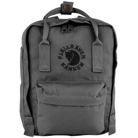 Fjällräven Re-Kånken Mini Backpack grey
